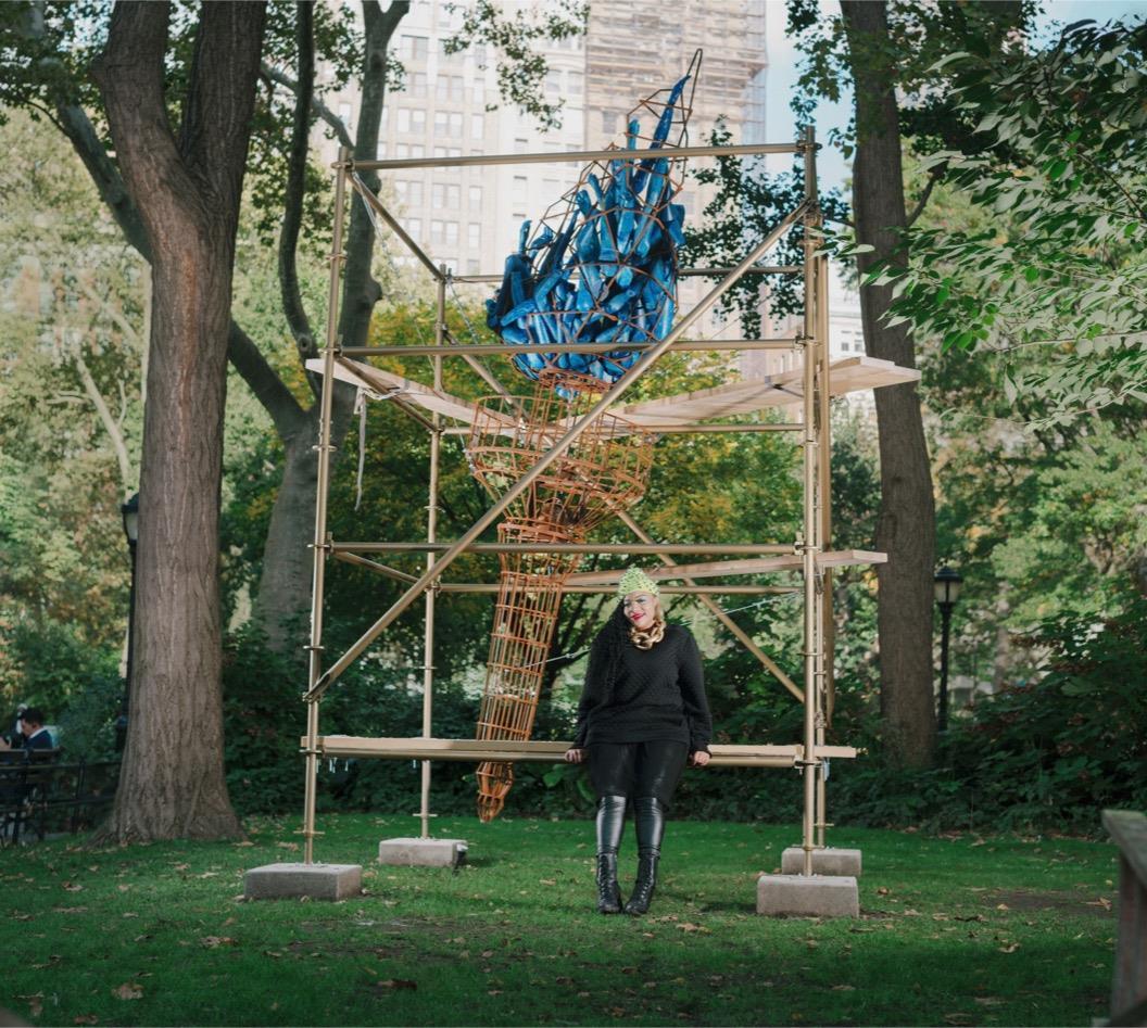 (Online) Liberty: Artist Talk with Abigail DeVille