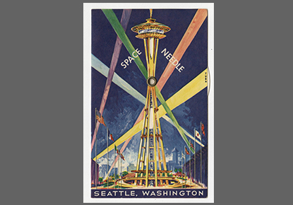 Space Needle Redux: Knute Berger and B.J. Bullert Eye the Needle