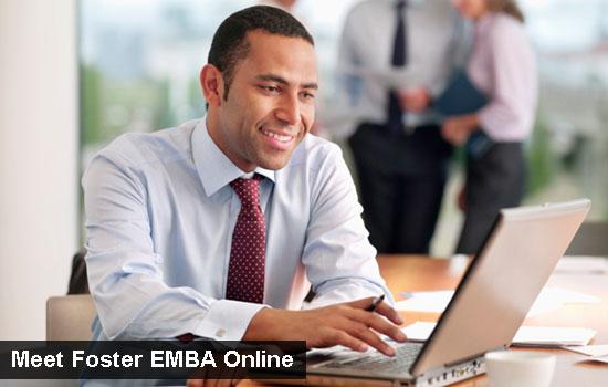 Executive MBA Online Information Session