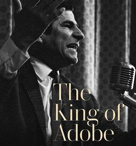 "DHI Book Chat with Lorena Oropeza: ""The King of Adobe"""
