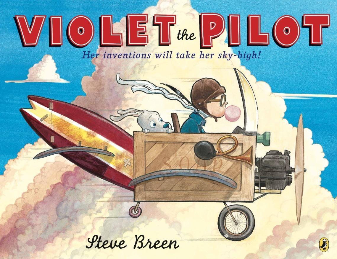 Flights of Fancy Story Time: Violet the Pilot