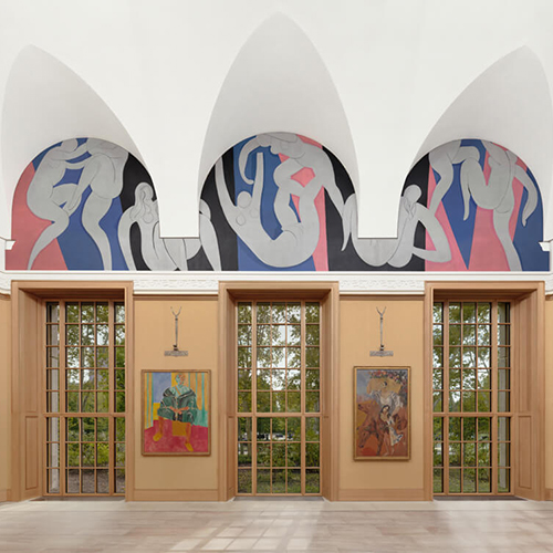 Artists in Depth at the Barnes Foundation: The School of Paris