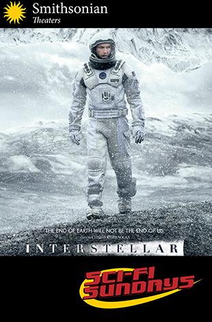 Interstellar in IMAX