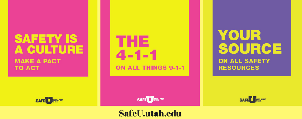 SafeU: Get the 411 on all things 911