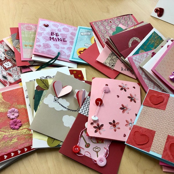 Sweeten Valentine's Day for UW Medical Center Patients