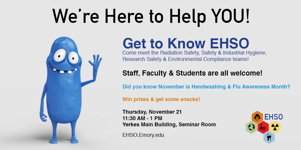 Get to Know EHSO