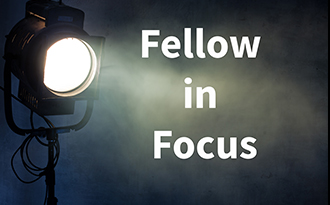 Fellow in Focus: Dr Thomas McMorrow