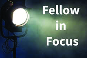 Fellow in Focus - Phillip Morgan
