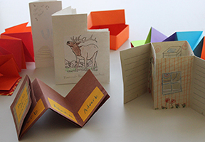 Educators' Half-day: Bookmaking in Your Classroom | Sara Jensen & Allison Milham