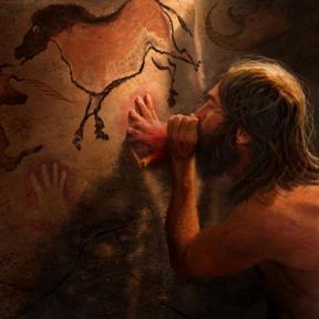 Natural History at Home: Creativity and Communication - Exploring the Art of Ancient Humans