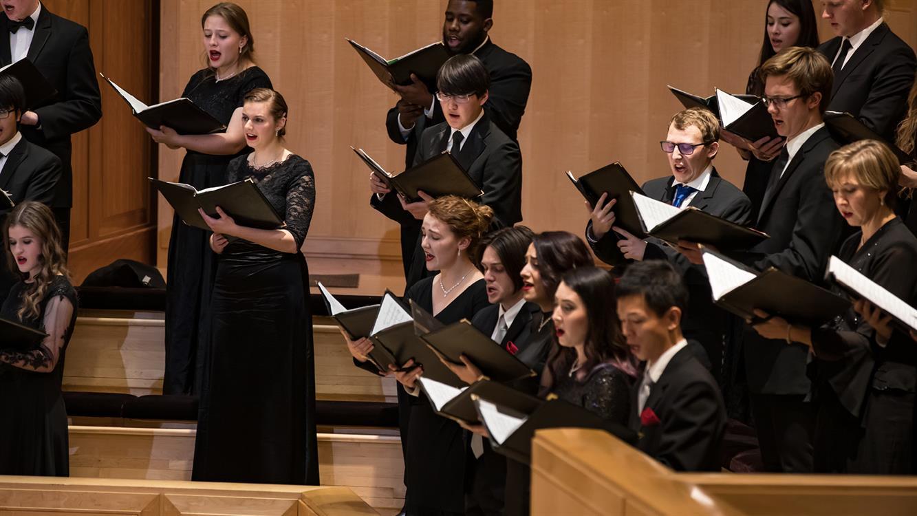 University Choirs [Arts Pass Event]