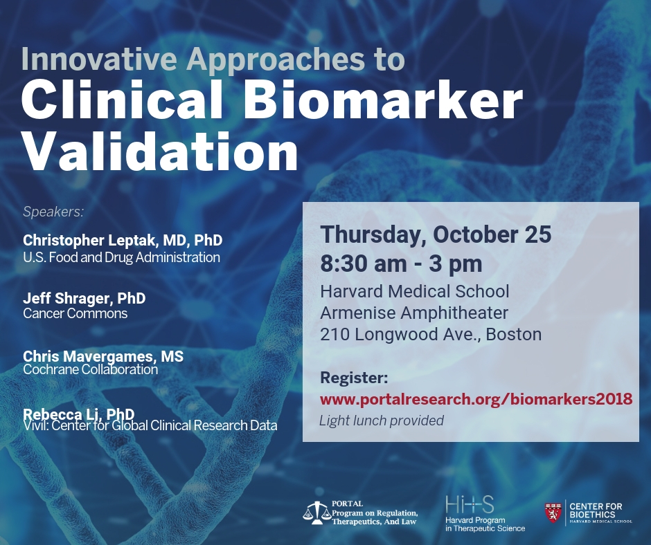 Innovative Approaches to Clinical Biomarker Validation