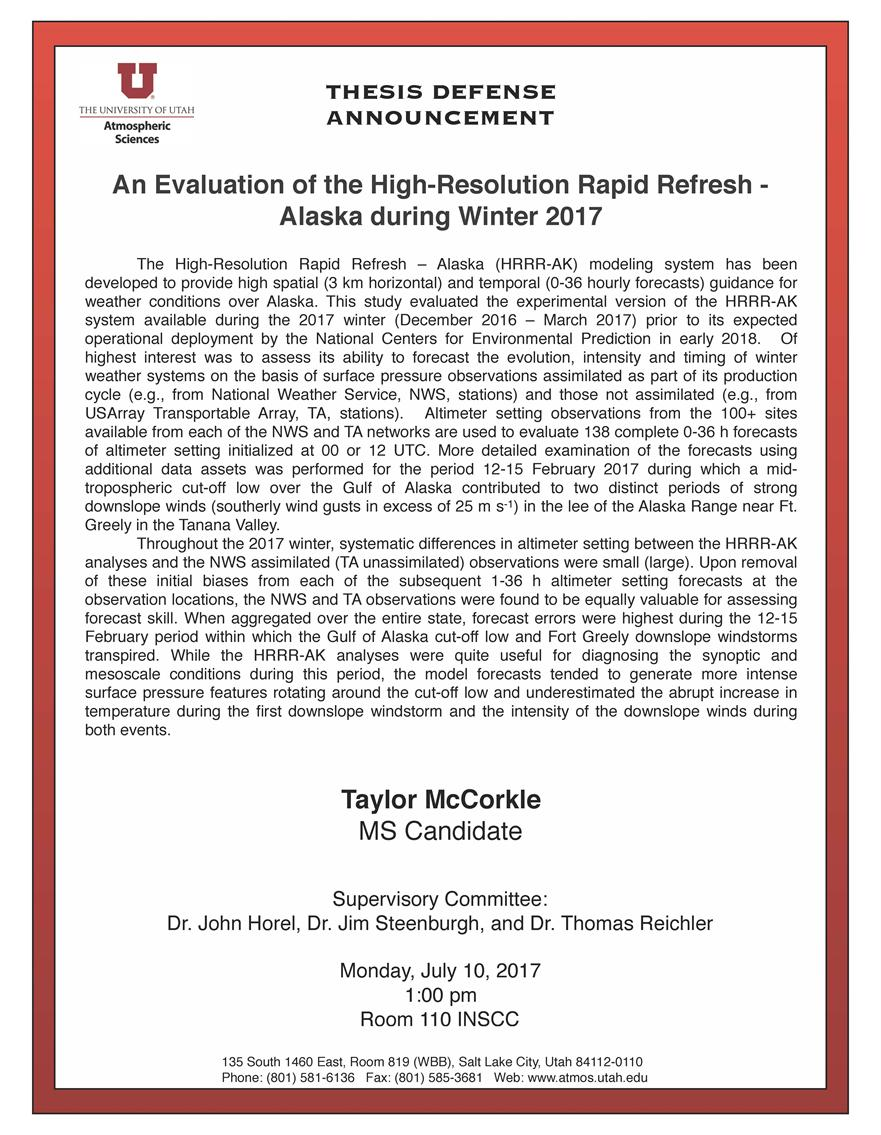 thesis defense announcement Revised: 6/30/2017 college of education mississippi state university instructional systems and workforce development announcement of proposal/dissertation defense.