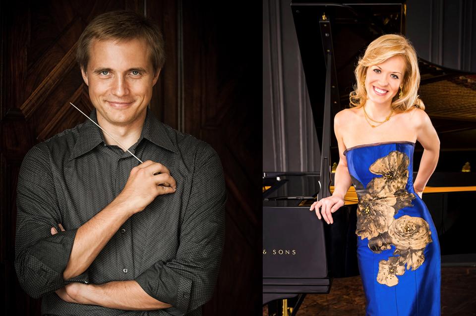Royal Philharmonic Orchestra | Vasily Petrenko, music conductor and Olga Kern, piano