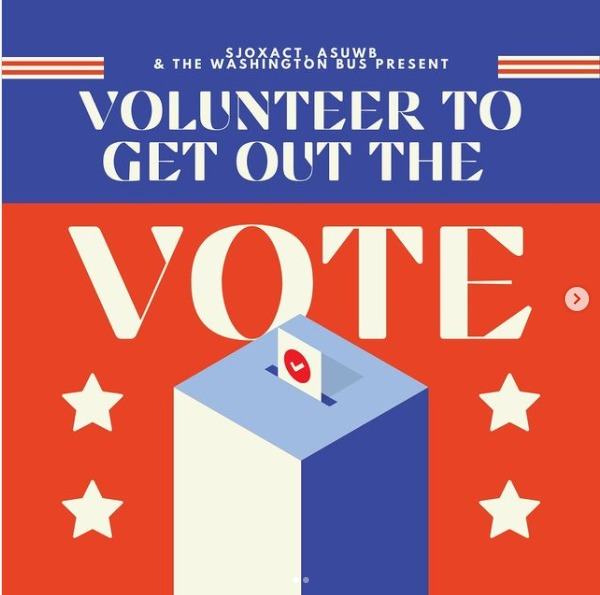 Get Out the Vote Phone Banking w/ The Washington Bus