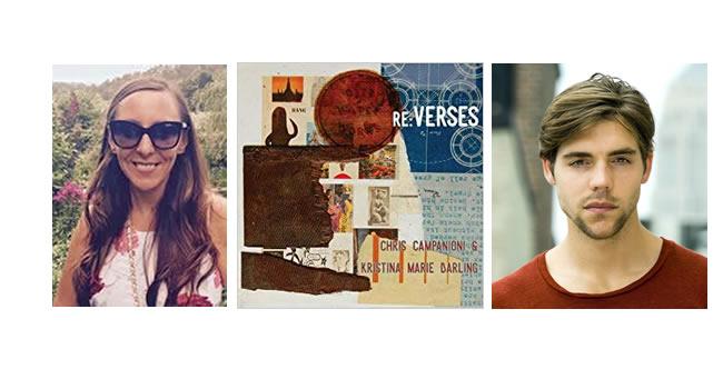 Kristina Marie Darling & Chris Campanioni - Author Reading