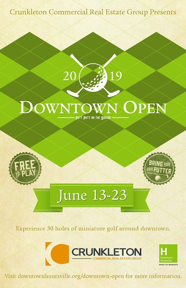 Downtown Open 2019