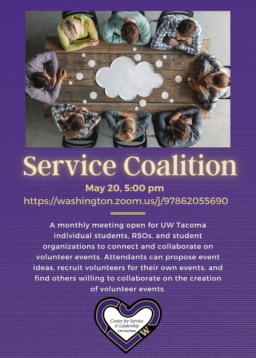 Service Coalition Meeting