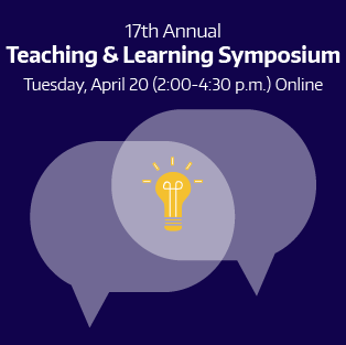 17th Annual Teaching & Learning Symposium