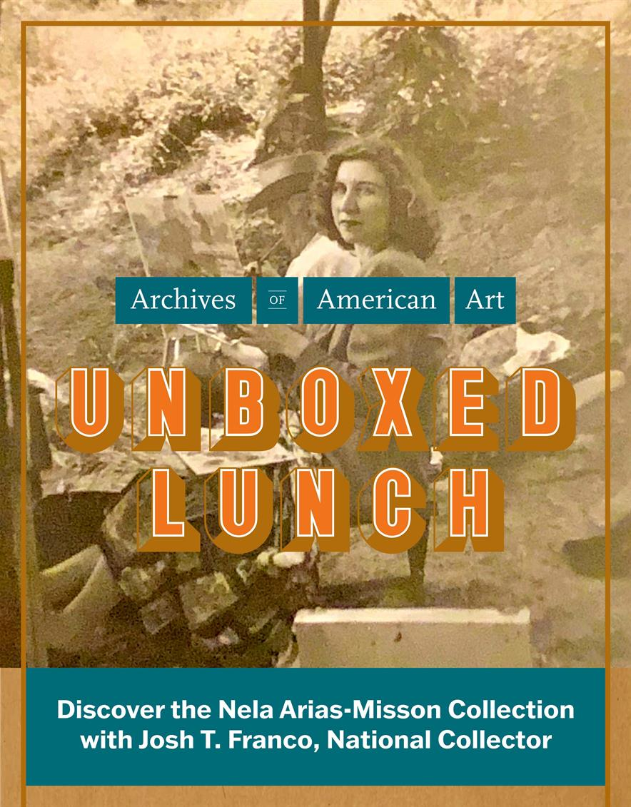 Unboxed Lunch: Nela Arias-Misson