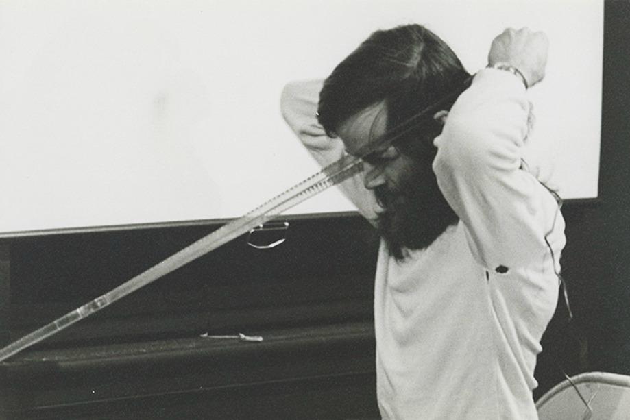 Introducing Tony Conrad: A Retrospective