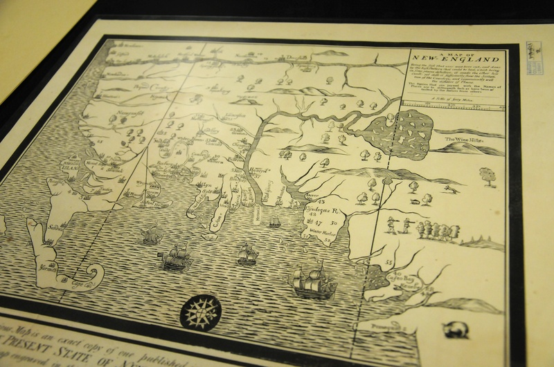 Manuscript Maps: Hand-Drawn Treasures of the Harvard Map Collection