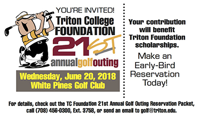 Triton Foundation Golf Outing