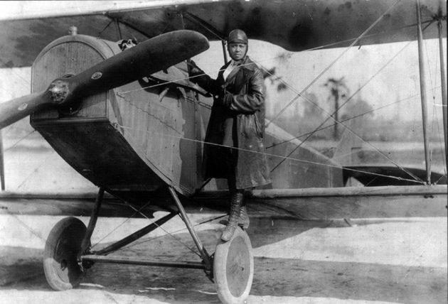 Centennial of a Pioneering Pilot: Bessie Coleman