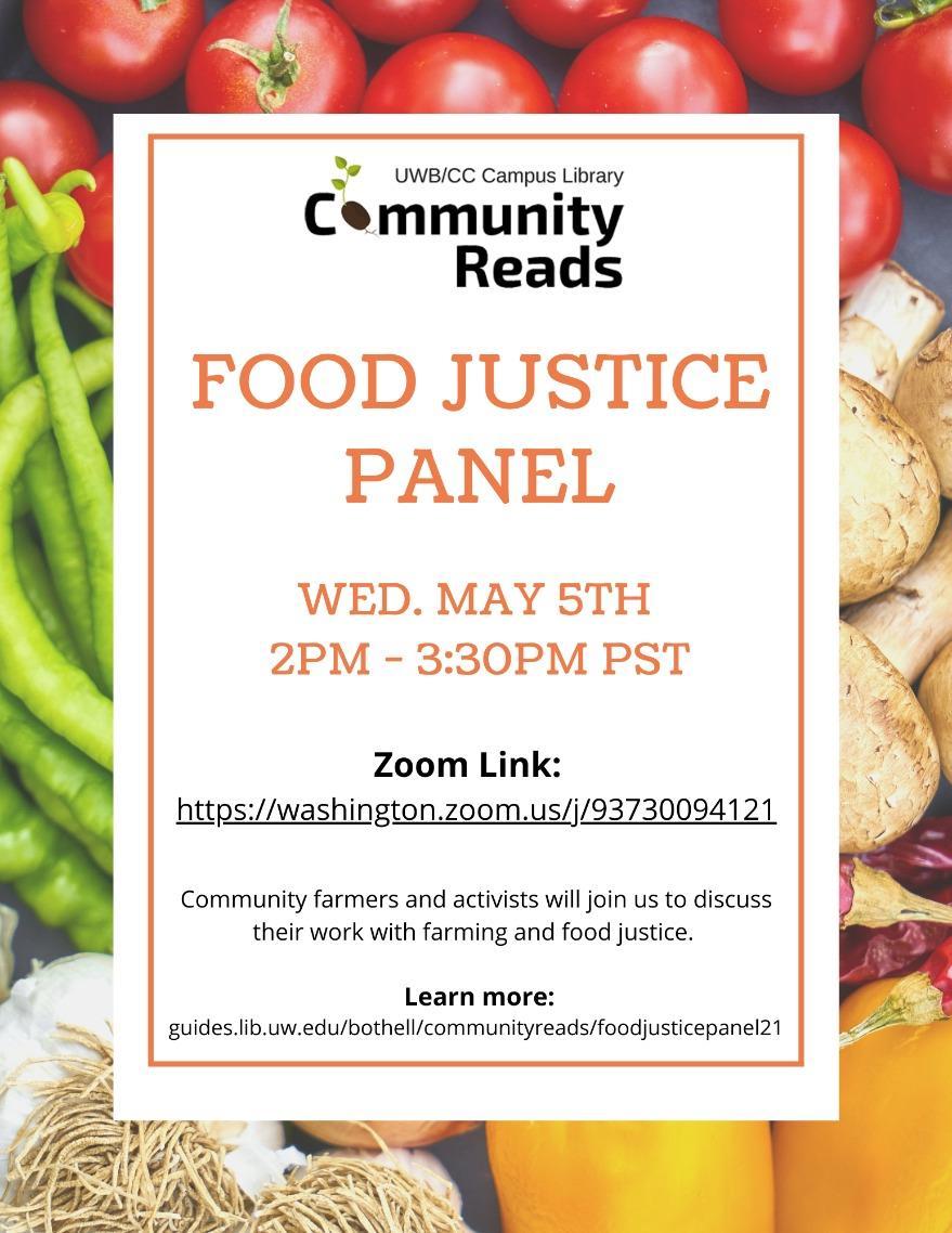 Food Justice Panel