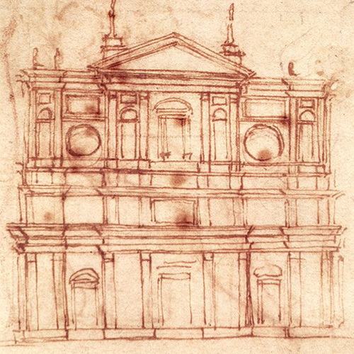 Michelangelo and the Medici Popes