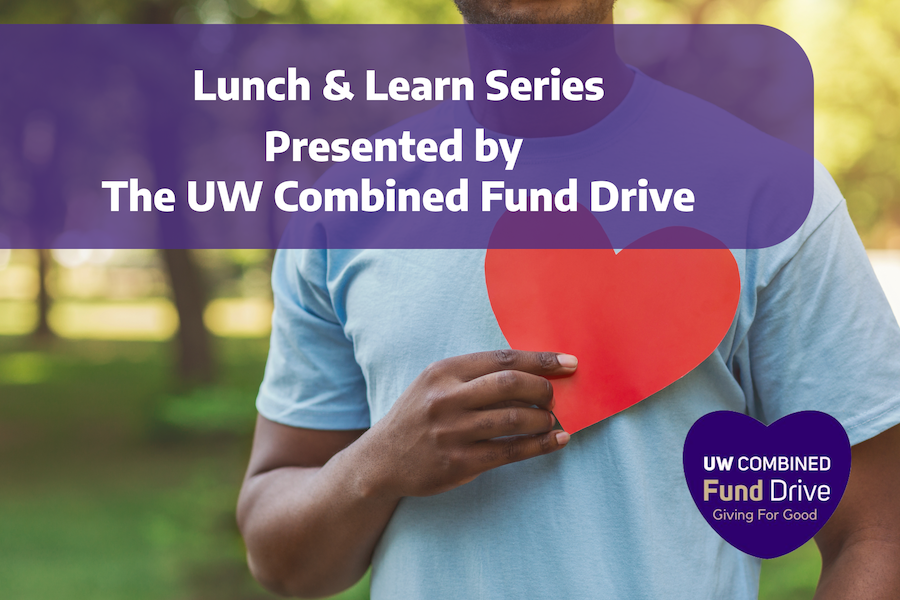 UWCFD Lunch & Learn: Veterans and Human Services Programs