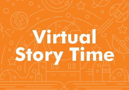 Virtual Preschool Story Time