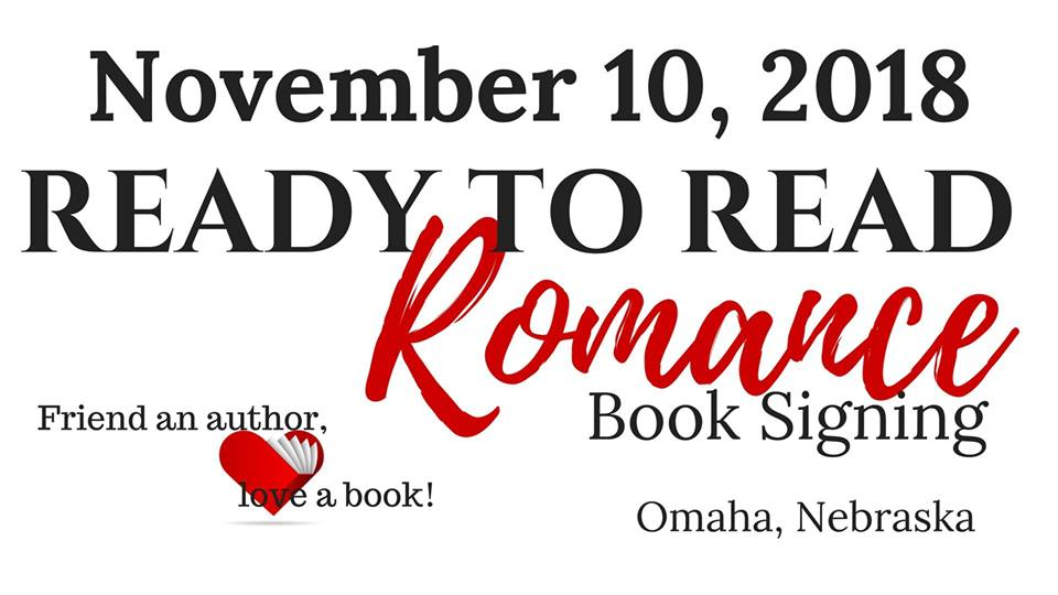 Ready to Read Romance Book Signing