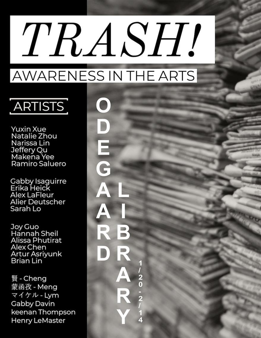 Exhibition - Trash!