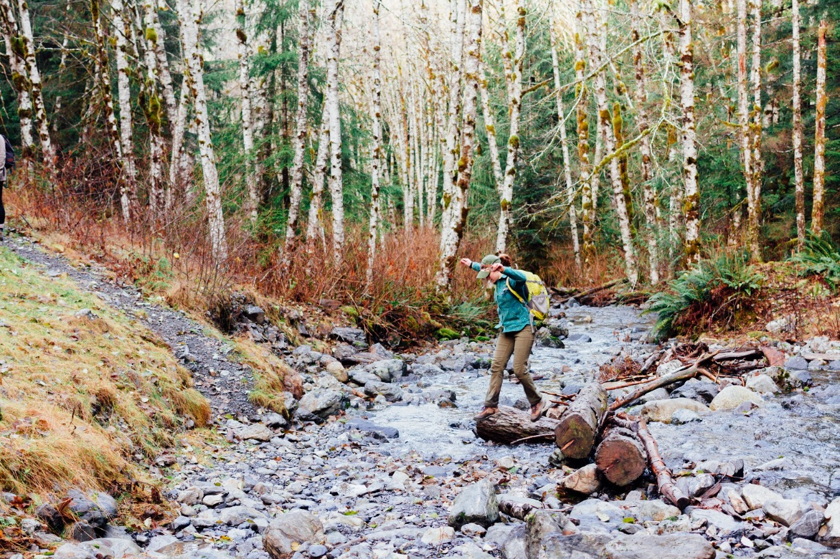 Deadline to Register for Soggy Sneakers Day Hike
