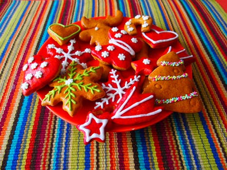 Redland City Event - Gingerbread Cookies Family Fun