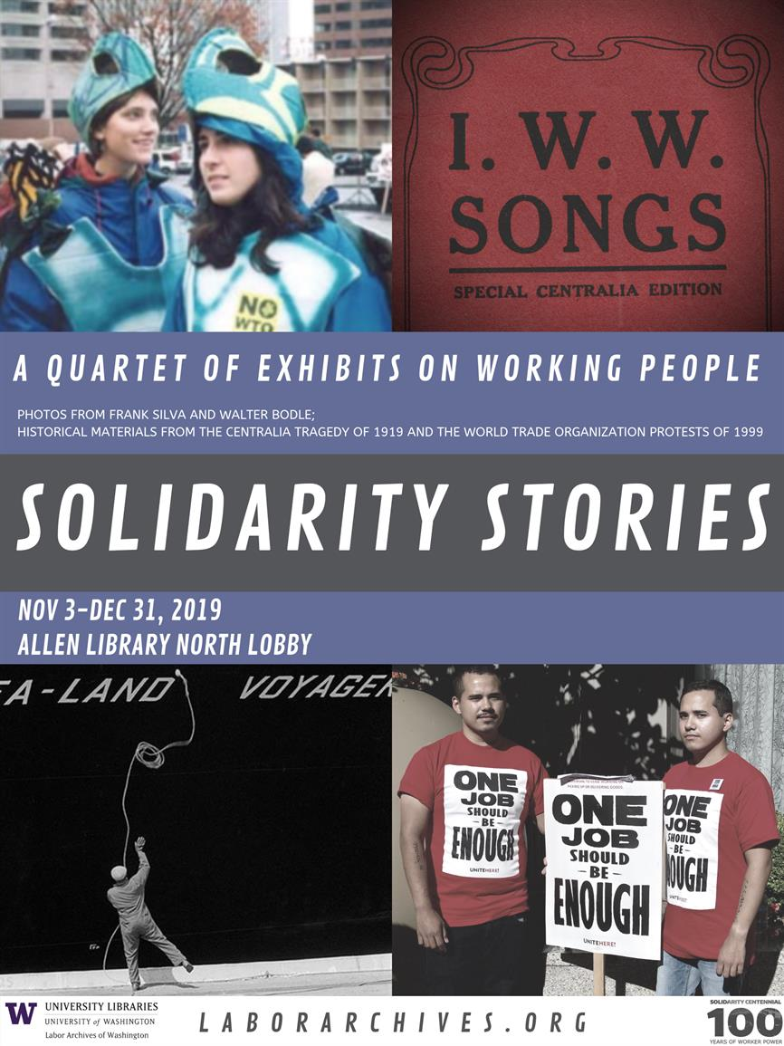 Solidarity Stories poster