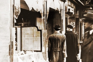 TLRH and the Herzog Centre | Remembering Kristallnacht: Why Talk About The Holocaust?