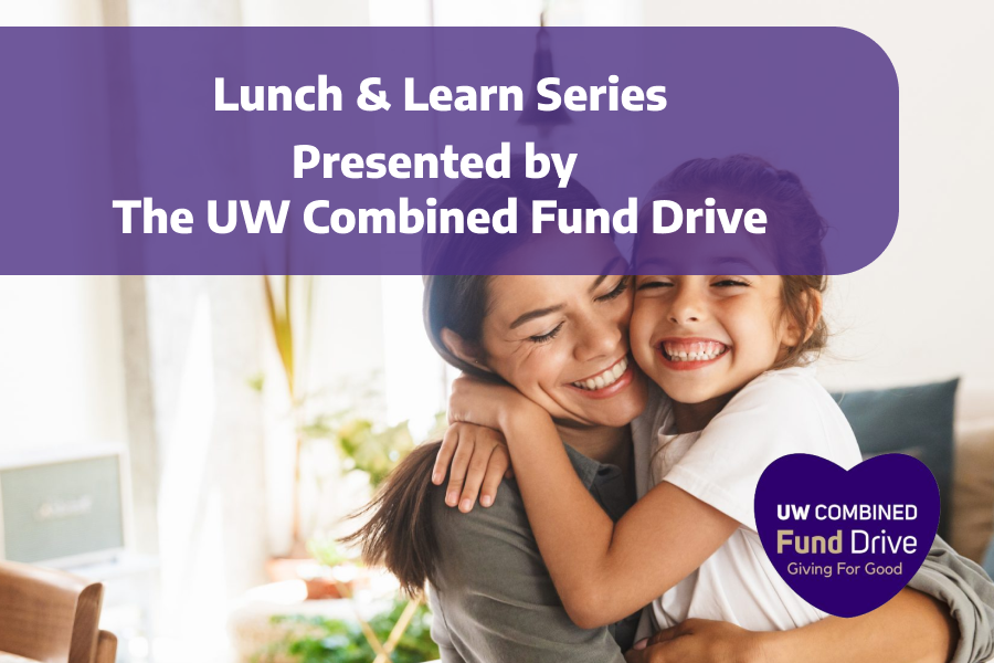 UWCFD Lunch & Learn: Family Services