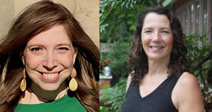 Poetry Reading with Jennifer Franklin & Sally Bliumis-Dunn