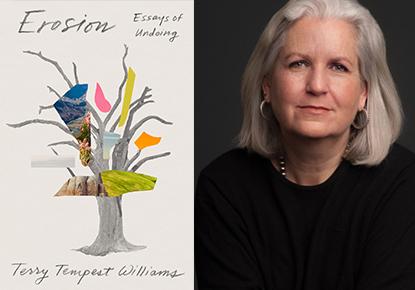 Terry Tempest Williams discusses 'Erosion: Essays of Undoing'