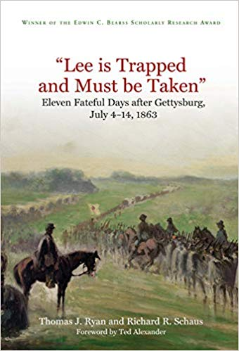 Book Signing: Rick Schaus - Lee is Trapped and Must be Taken