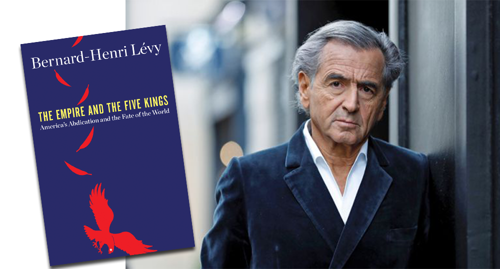 An Evening with Bernard-Henri Lévy