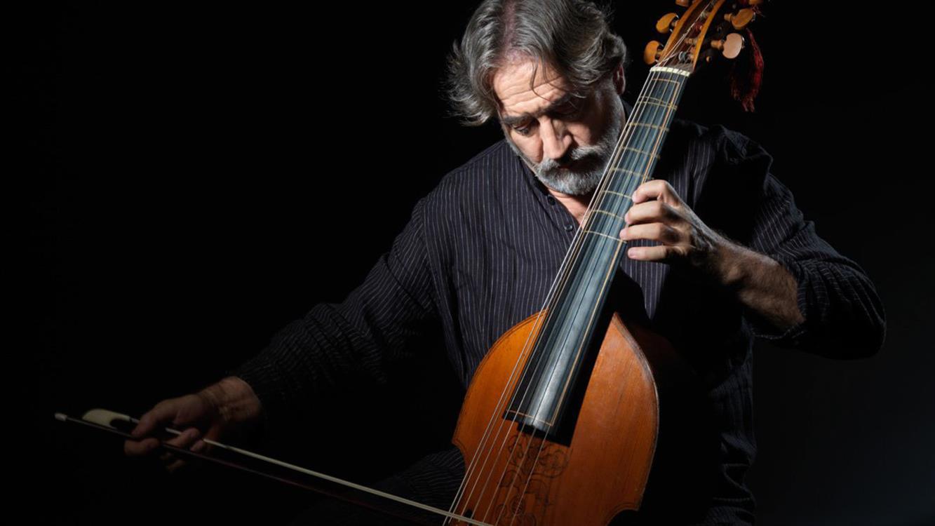 Guest Artist Masterclass: Jordi Savall (Virtuoso Series/ Utah Presents)