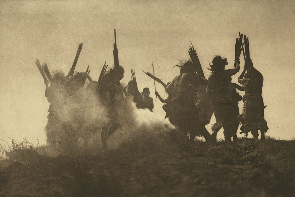 The Curtis Collection: A showcase of Edward Curtis' The North American Indian