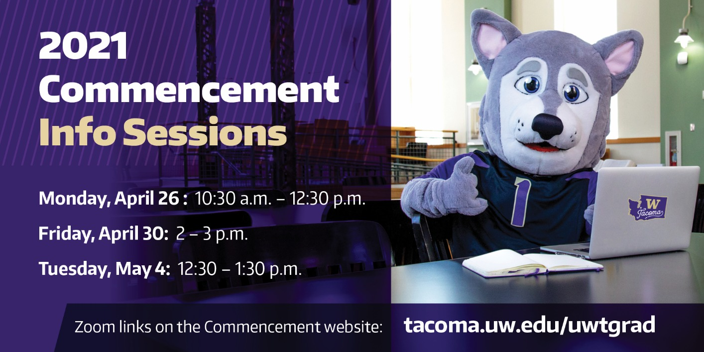 2021 Commencement Information Session