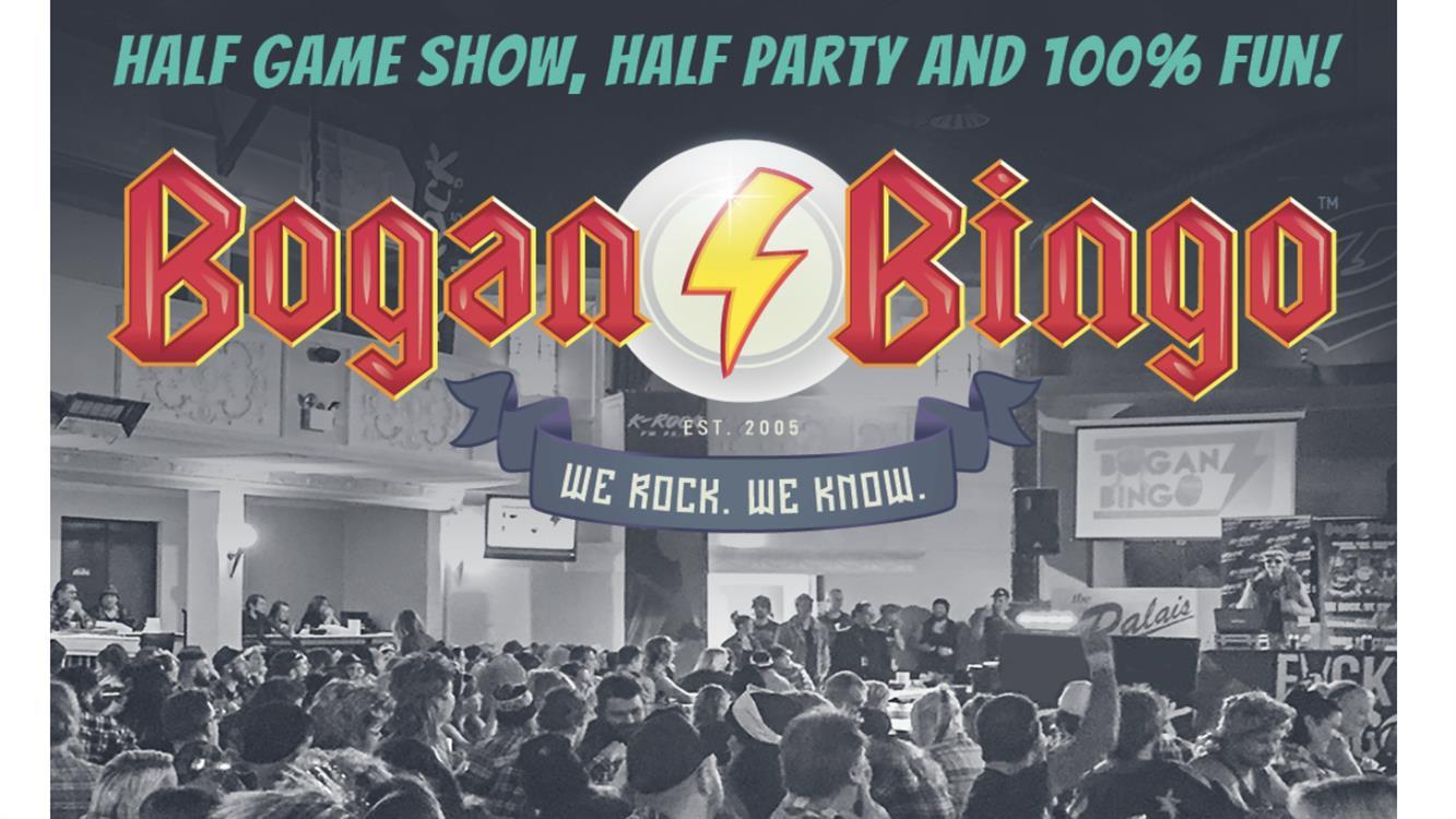 Redland City Event - BOGAN BINGO! for Aunties and Uncles Queensland