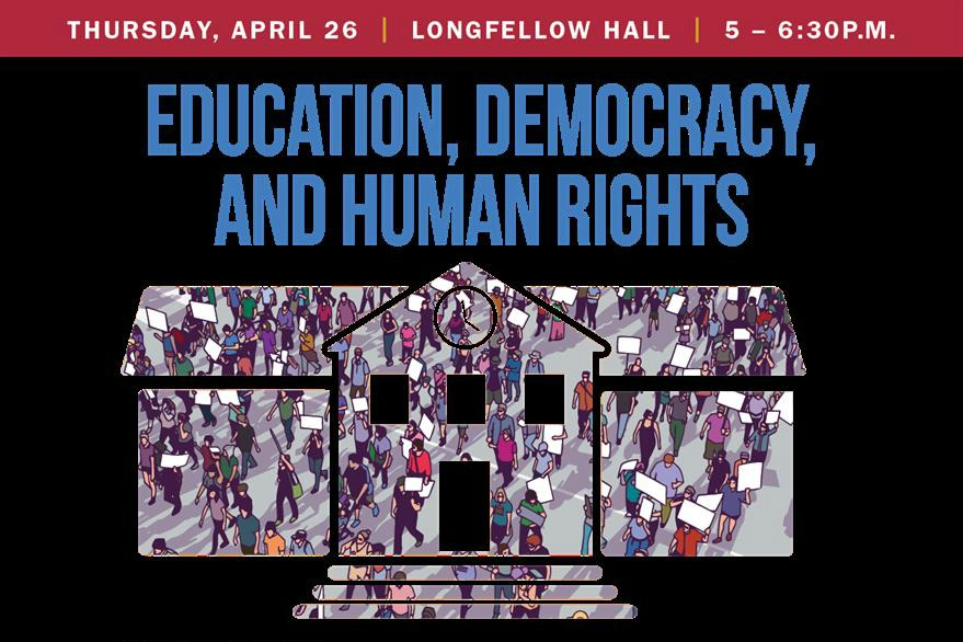Askwith Forums – Education, Democracy, and Human Rights