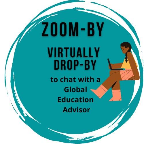 GEO Zoom-by and say Hi! Virtual Advising