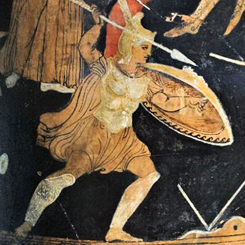 Greek Heroes and Art: Achilles